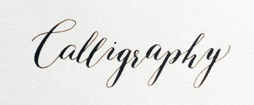 Calligraphy and its benefits